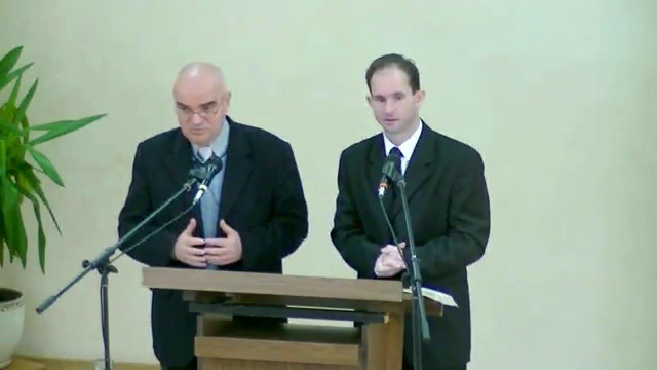 Sermon Series in Bulgaria