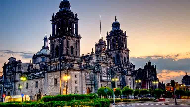 Seminars in Mexico City (English/Spanish Translation)